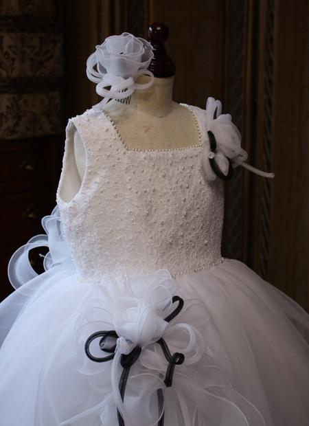 ヘッドドレス ホワイト