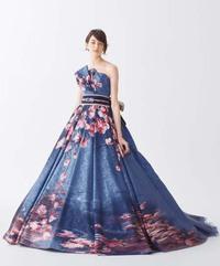結婚式のお色直しには、ゲストやご親族の皆さんに好印象を与える着物のカクテルドレス!