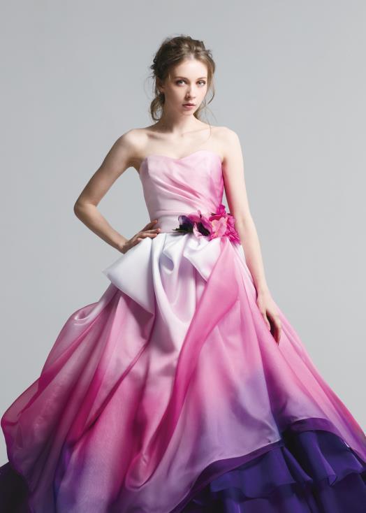 カクテルドレスの上半身デザイン!スウィートハートのトップスデザイン
