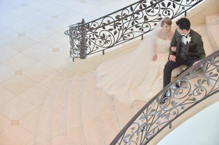 ウェディングドレス 花嫁のオーダーメイドドレス