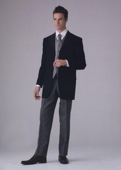 ブラック フォーマル スーツ グルームズマン衣装