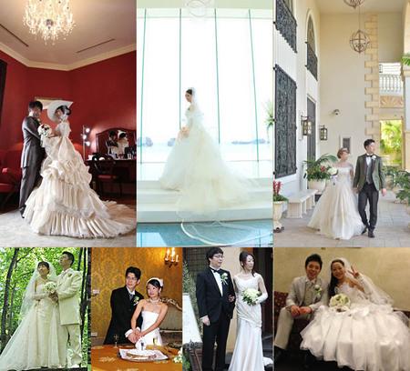 メタモールフォーゼ ウェディングの卒業花嫁ウェディングドレスのご紹介