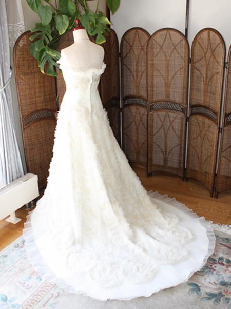 ビンテージウェディングドレス オーダーメイド販売
