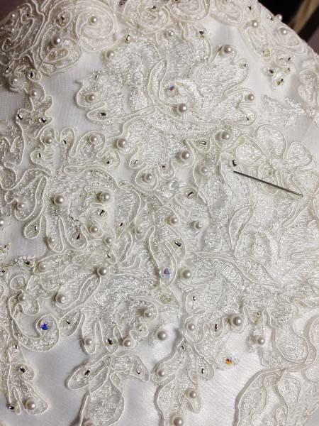 ウェディングドレスの仕上がりを左右するデザイン