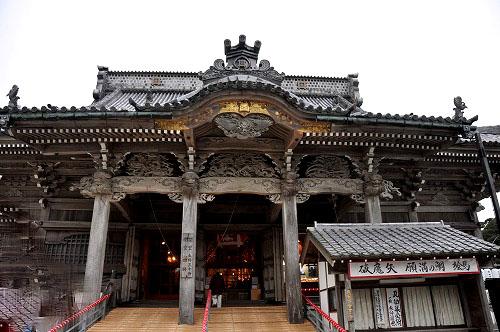 千葉県誕生寺