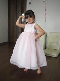 子供用オーダーメイドドレス