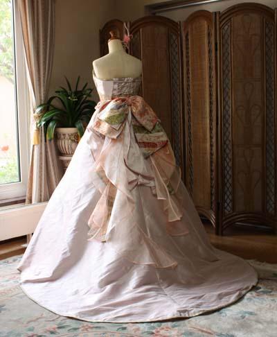 和装ドレス