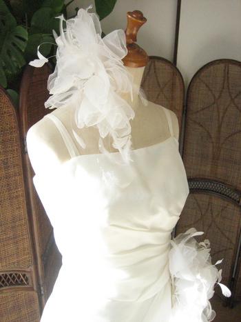 ウェディングドレスのオーダーメイド販売