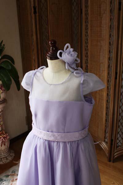 子供用発表会ドレス