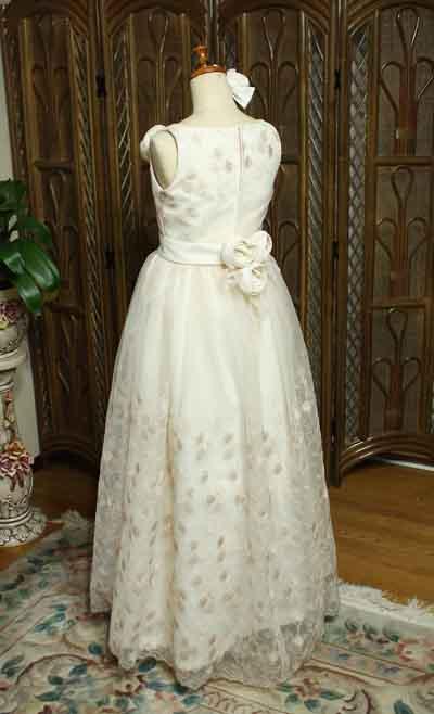 子供用 オーダーメイドドレス