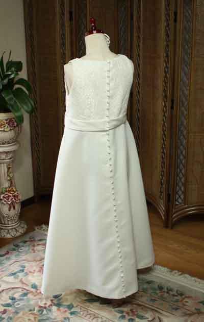 オーダーメイド子供用ドレス