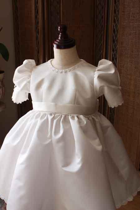 オーダー子供用ドレス