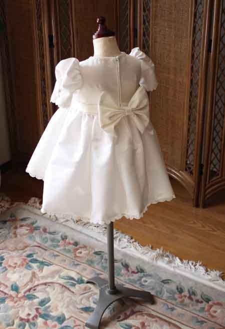 子供用 結婚式ドレス