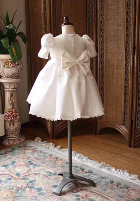 結婚式ドレス 子供