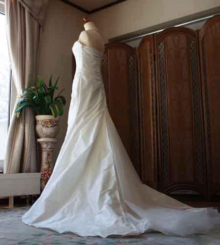リメイク ウェディングドレス