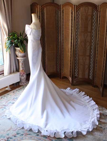 マーメイド ウェディングドレス