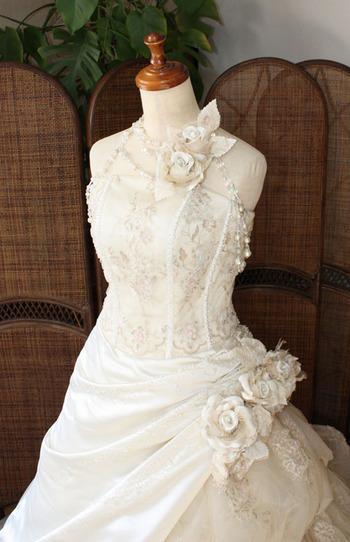 ウディングドレス