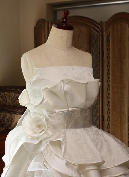 ウェディングドレス オーダーメイド