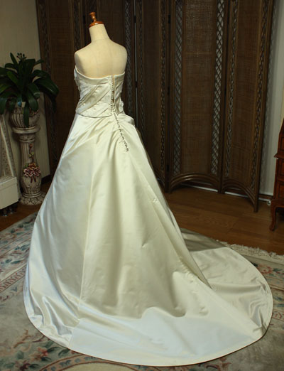 オーダーメイドウェディングドレス