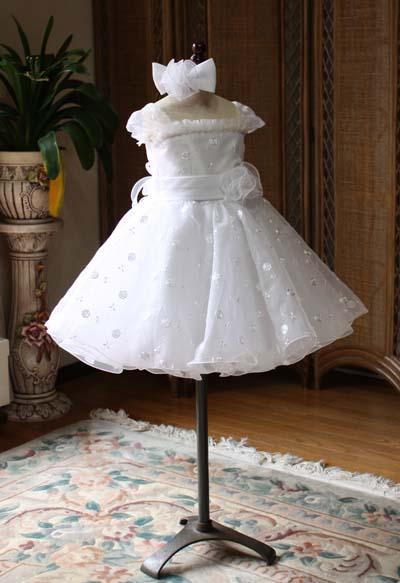 オーダーメイド 子供用ドレス