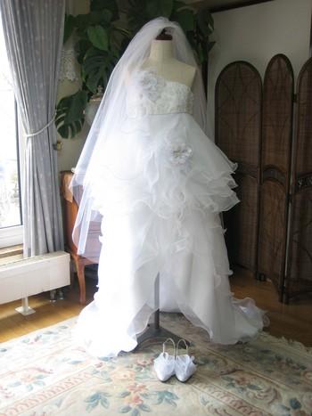 2way ウェディングドレス