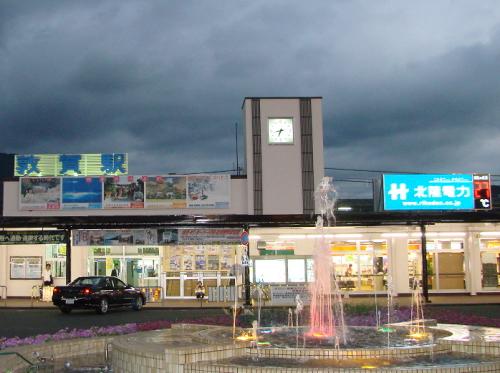 青春18きっぷの旅《小浜線編・その7》=終点・敦賀駅=