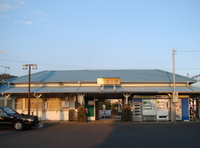 房総半島の駅舎を訪ねる《その9》=保田(ほた)駅=