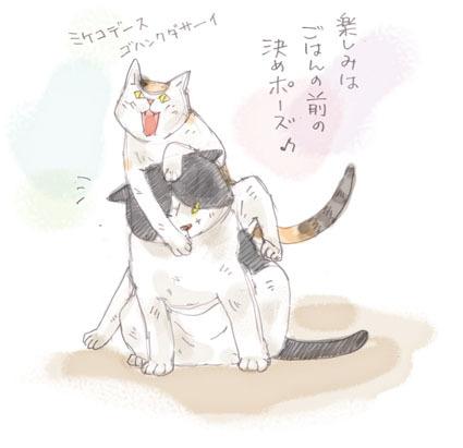 『猫楽吟』-3