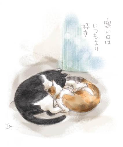 『猫楽吟』-4