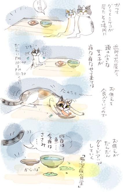 猫深夜食堂