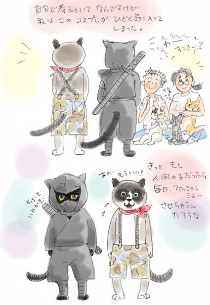 猫でよかった.....