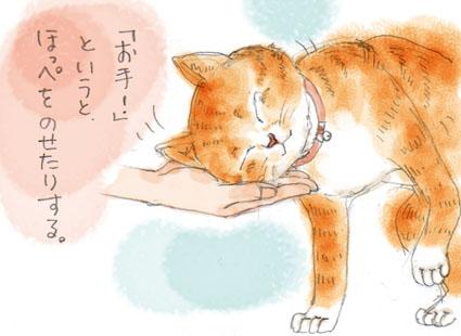 猫の兵法-其の六「意表を突く」