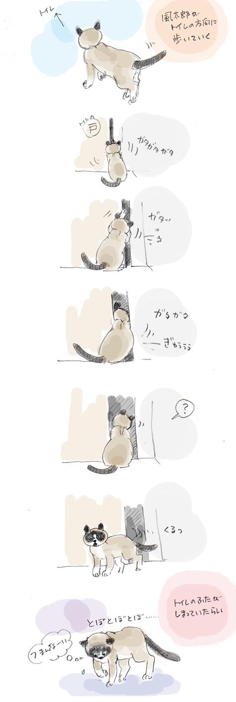 トイレの風太郎-現行犯編2
