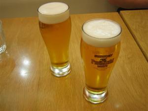 イオンに入っていたカプリチョーザ閉店日に飲みに行きました。