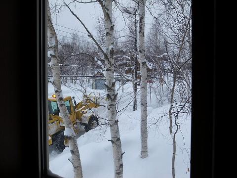 除雪除雪・・・