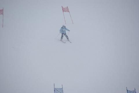 全町児童スキー大会