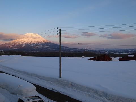 雪ときどき曇りのち晴れ