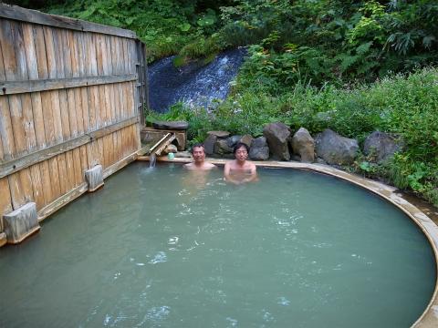 ニセコの魅力博-温泉めぐり