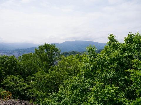 植物園と登山とグルメ / 一人旅三日目