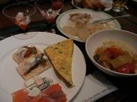 札幌 京王プラザホテルのランチブッフェ