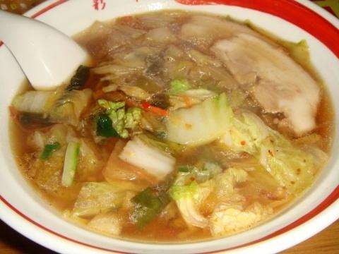 彩華(サイカ)ラーメン ススキノ店