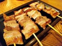 焼鶏串の時計台