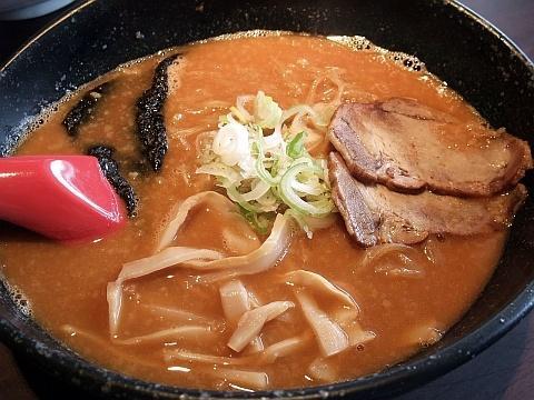 大地のスープIKE麺