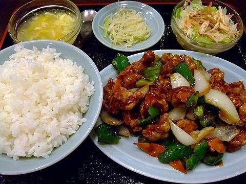 中国北方家庭料理 順香《ちょいためランチ》