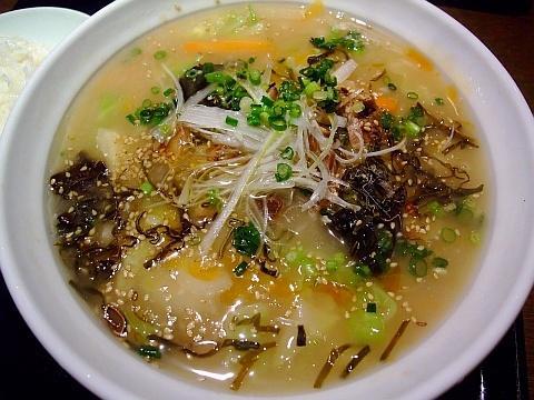 麺s ブギ《留萌潮ちゃん麺》