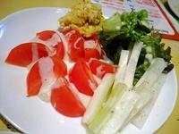 トマト麺Vegie《ベジーの酒場編》