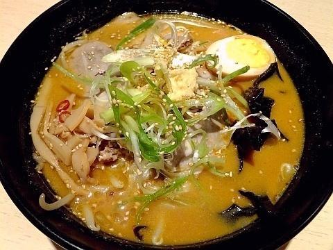 麺sブギ《新メニュー:札幌しょうゆ》