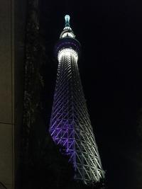 そば打ち旅行10thその5(東京スカイツリー)
