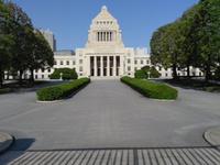 そば打ち旅行10thその4(休日の国会)