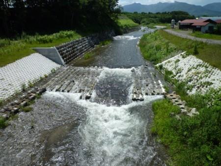 コンクリートで固める治水事業への疑問